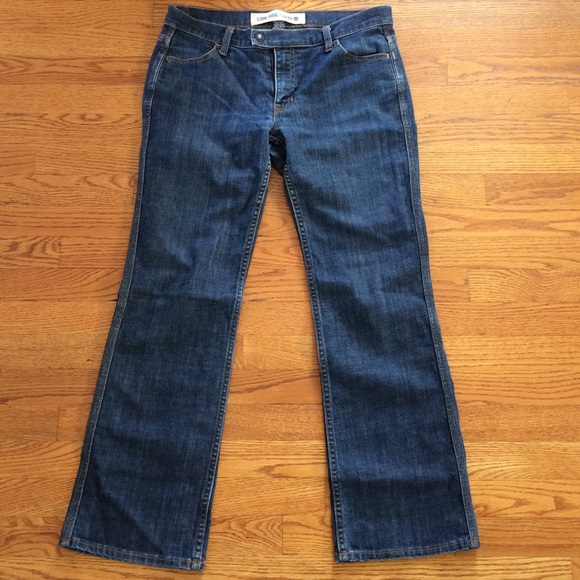 GAP Denim - Gap bootcut jeans